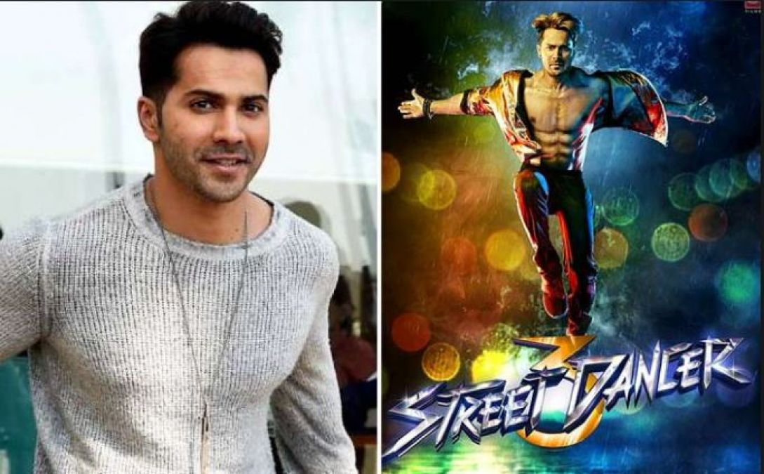 Varun Dhawan met with an accident on the set of Street Dancer 3D