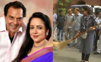 Dharmendra apologises for calling clumsy to Hema, read tweet here