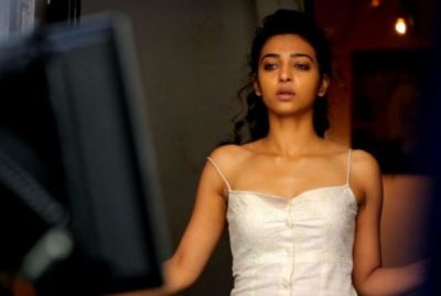 OMG! Radhika Apte's Intimate Scene is going viral on social media, watch it here