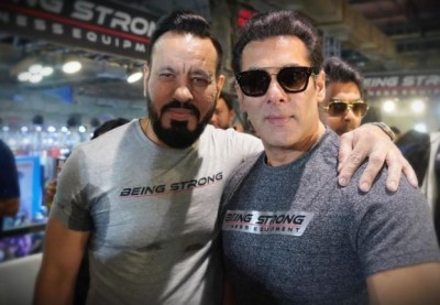 Salman Khan announces he'll launch his bodyguard Shera's son, shooting in Himachal