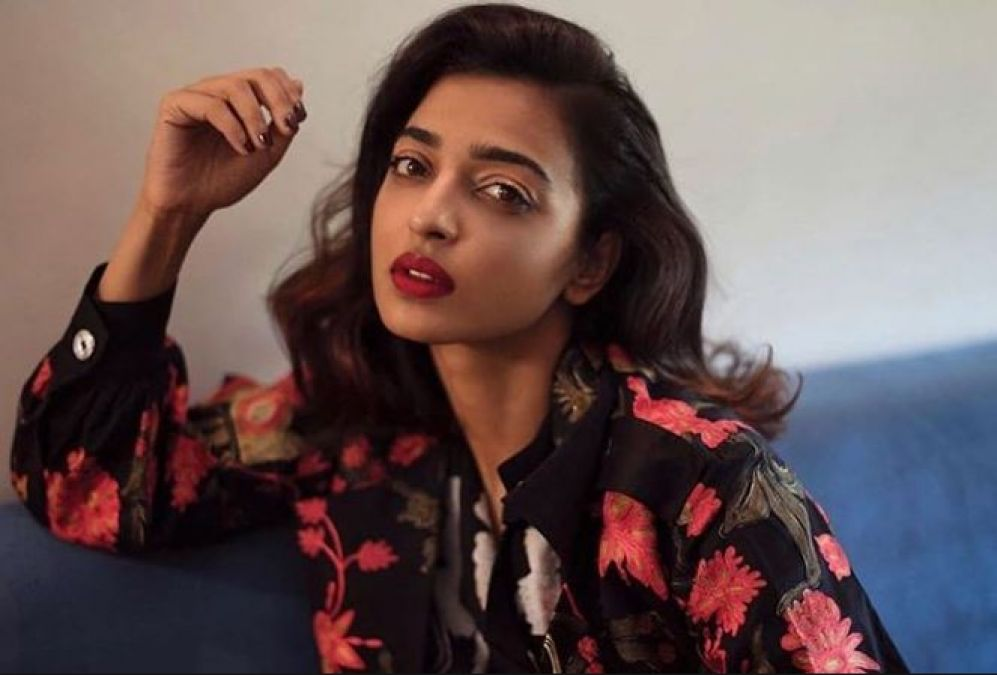Radhika Apte gives befitting replay on intimate scene leaks