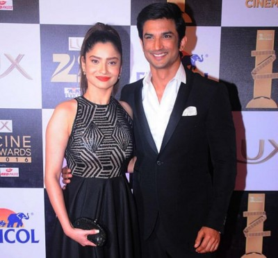 Sushant had proposed Ankita in this lovely way