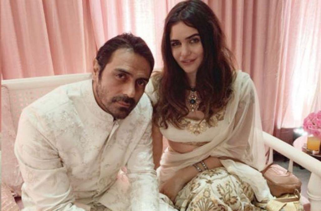 Arjun Rampal's girlfriend Gabriela makes big revelations regarding her baby
