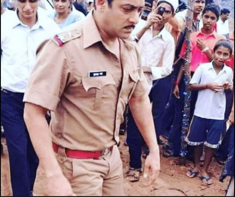 Video from the set of Dabangg 3 leaked!