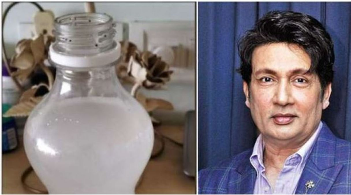 Shekhar Suman got angry on seeing worm's emergence in cold drinks; said this on Twitter