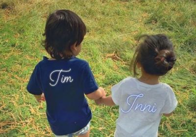 Taimur-Inaya snapped visiting the park, check out the supercute photo here