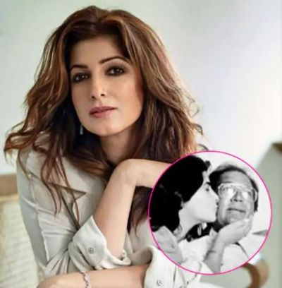 Twinkle Khanna remembers her father on death anniversary, shares photo