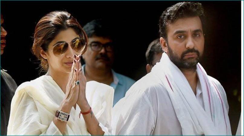 अदालत का बड़ा फैसला, 23 जुलाई तक पुलिस हिरासत में रहेंगे राज कुंद्रा