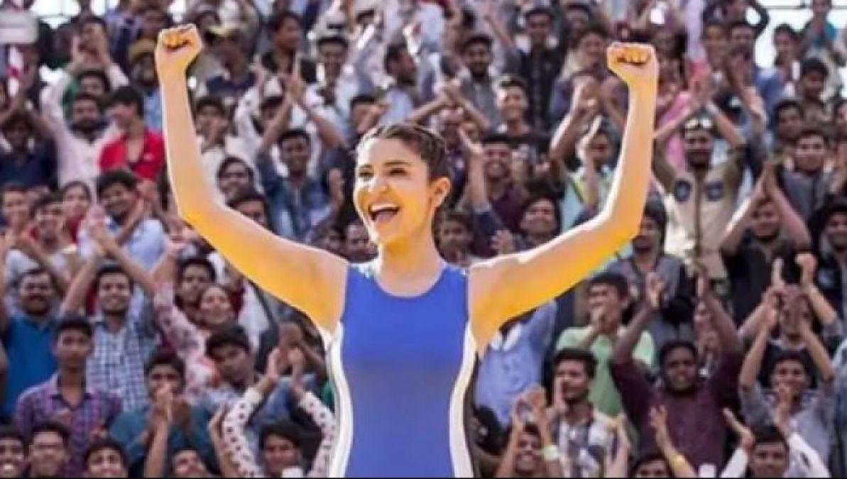 Anushka is as fit as husband Virat, workout video viral