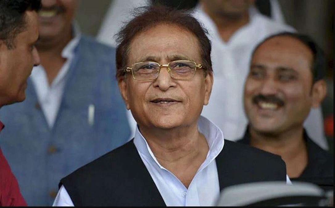 आजम के बयान पर भड़का यह मुस्लिम अभिनेता, कहा- अब निकलो पाकिस्तान, मैं दिलाऊंगा टिकट