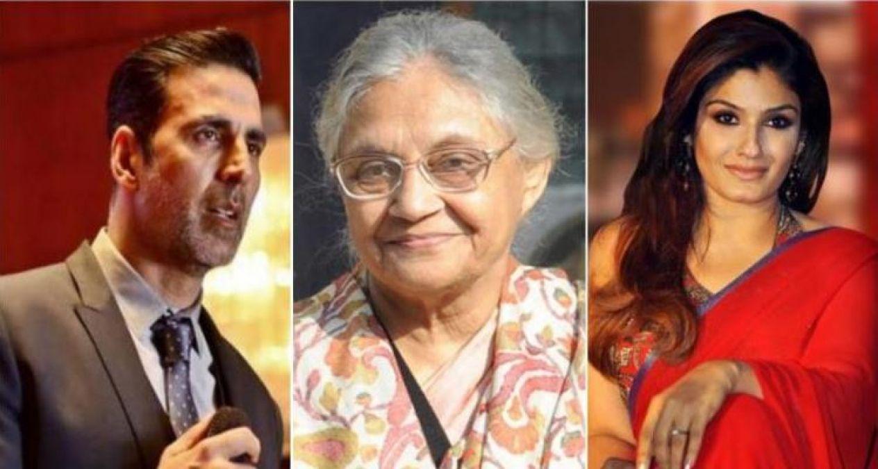Bollywood stars mourn former CM Shila Dikshit's death