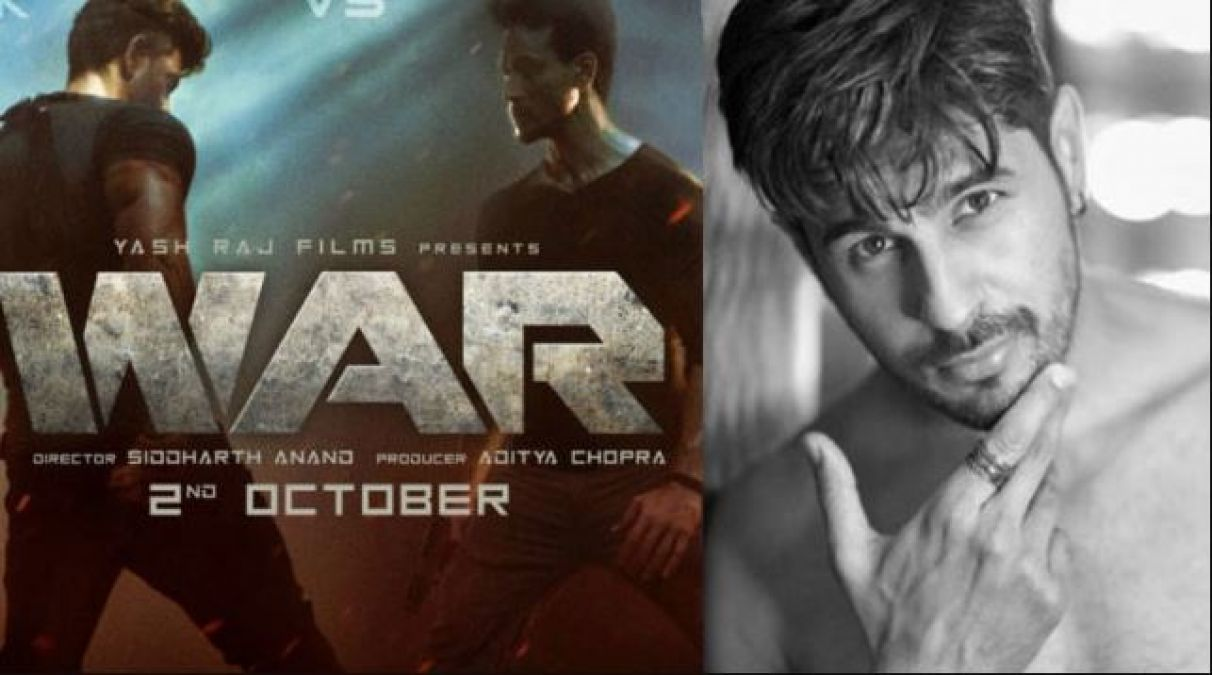 Clash at the box office? Hrithik-Tiger to clash with Siddharth!