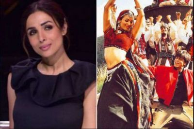 Malaika's big reveal that such incident happened with her on sooting this song!