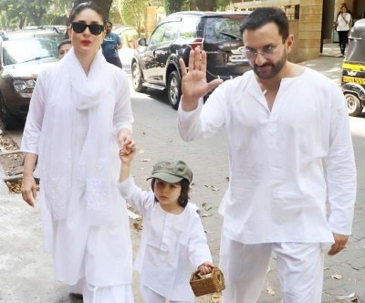 Khan family was trolled for not wearing masks, Saif Ali Khan clarified