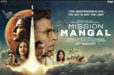ISRO Commented after watching the trailer of Mission Mangal