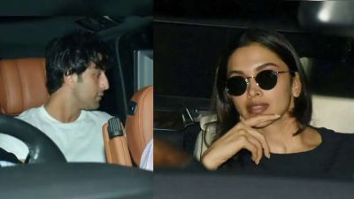 Big news for Deepika-Ranbir's fans, both artists rushed to this producer's house