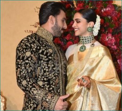 Ranveer Singh flaunts his hairdo by Deepika Padukone