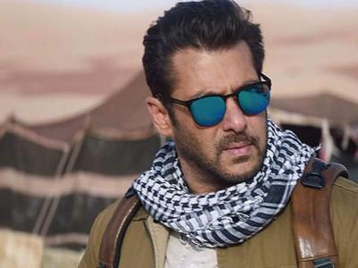 Salman Khan working hard for 'Tiger 3,' fans cheer up watching video