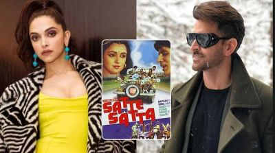 Satte Pe Satta: Not Deepika but this actress to be seen with Hrithik