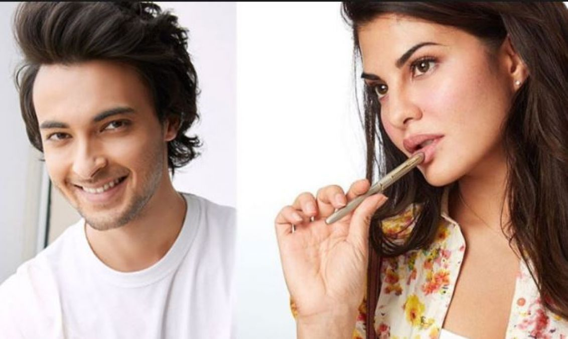 So With Salman's brother-in-law, Ayush will be seen in the film with Jacqueline