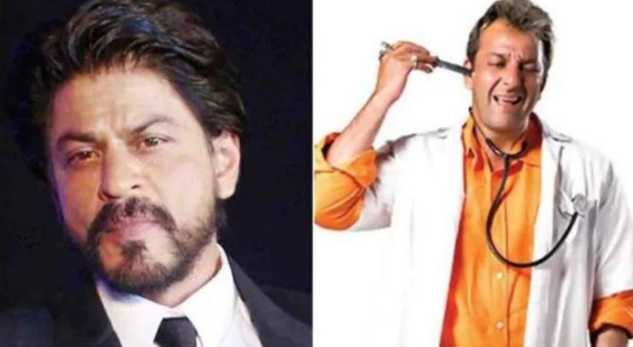 Shahrukh Khan to feature in Rajkumar Hirani's next?