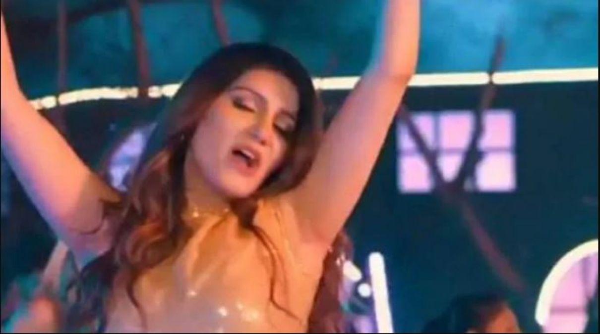Latest Sapna Choudhary's song Bhole Ka Swag breaks the internet