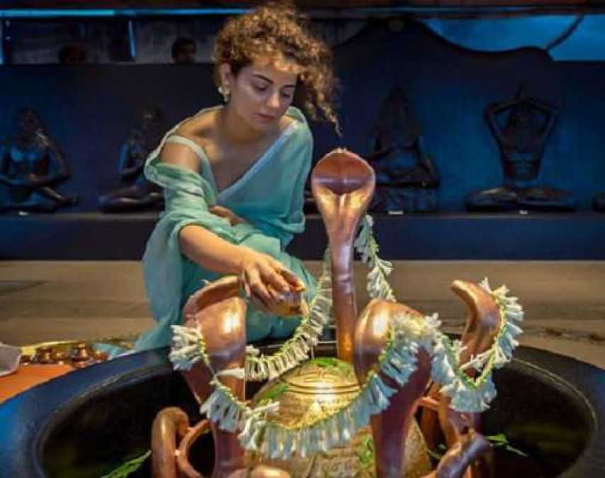 Not only Kangana but this Muslim superstar is also a great devotee of Lord Shiva
