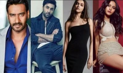 With Ajay-Ranbir the film will feature Deepika-Nusrat
