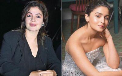 Pooja Bhatt speaks on Shooting with Sister Alia in 'Sadak 2'