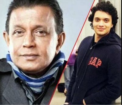 Mithun Chakraborty's son Namashi to make Bollywood debut