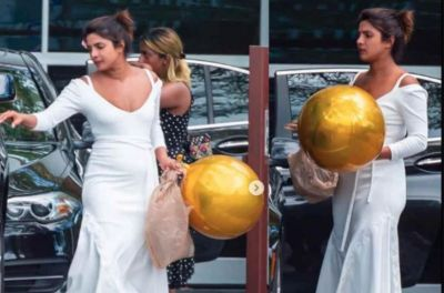 Priyanka Chopra looked very angry after smoking a cigarette, seen this thing in her hand