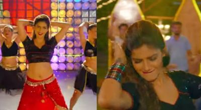 Sapna Choudhary is breaking the internet again with her dance moves