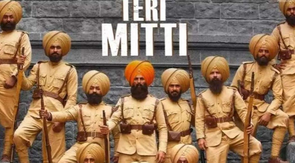 VIDEO: Akshay's 'Kesari' Song took the internet on the storm; crosses 10 Crores