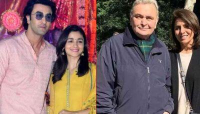 Rishi Kapoor to return India soon; Ranbir-Alia to get married!