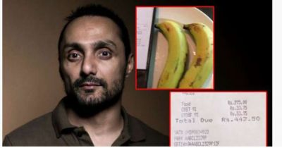 This Actor ordered 2 bananas at a 5-star hotel, the bill will take your senses away!