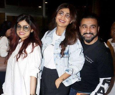 In difficult times of Shilpa Shetty, sister Shamita said this