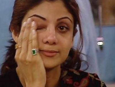Shilpa Shetty upset, sharing post requested people this
