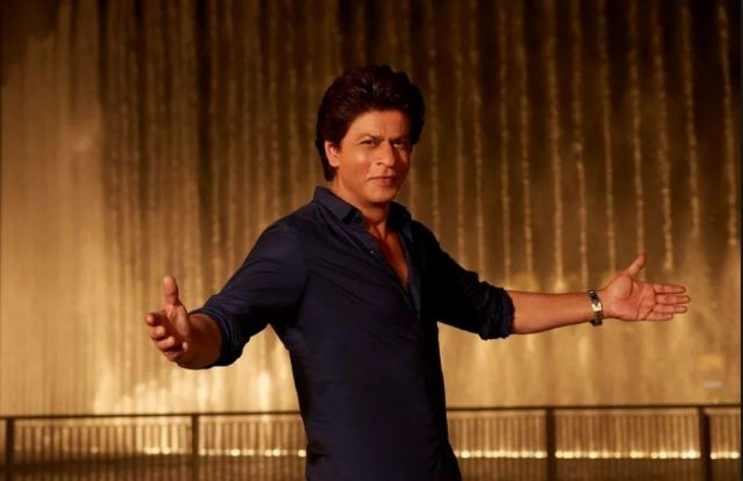So after Vicky, Shah Rukh to work in LOL!