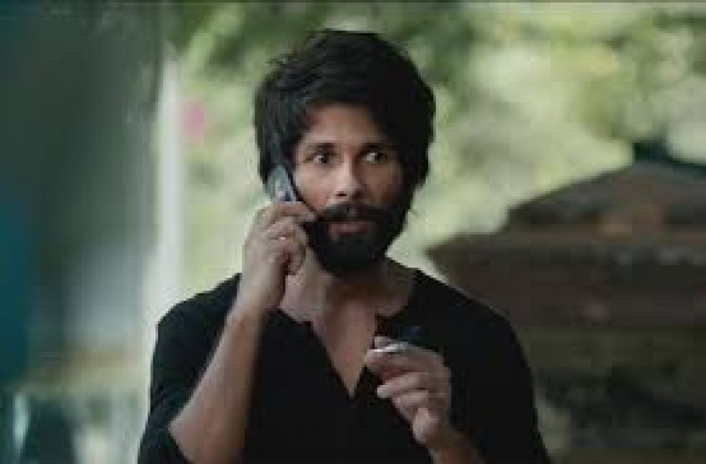 Shahid came in for Kabir Singh's rescue, but questioned Sanju!
