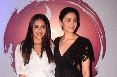 Alia's Best Friend Is Also Doing a Bollywood Debut!