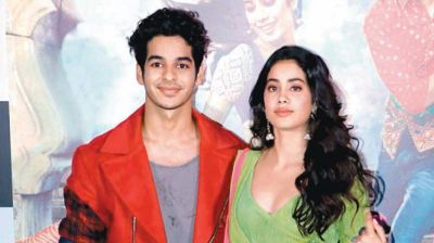 Once again, Janhvi-Ishan to share the screen in Karan's this film