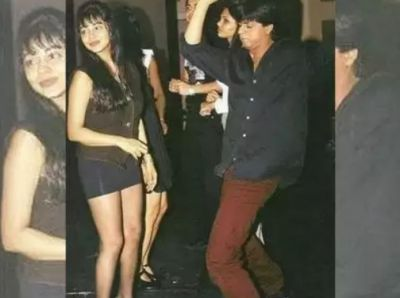 Shah Rukh-Gauri's old unseen photo went viral