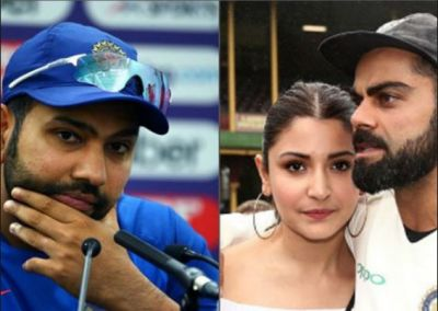 Rohit Sharma unfollowed Virat-Anushka, the Actress Did a Surprising Post