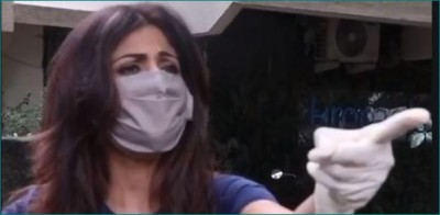 Shilpa Shetty shouted angrily at Raj Kundra, 'Why did you do this, defamation of the family...'