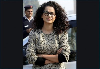 Kangana angry with Mumbai Police, says