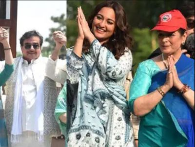 Will Sonakshi try politics like parents? The actress replied this!