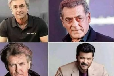 Face App Couldn't Show Anil Kapoor Old, Superstar looked very Young!
