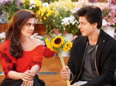 Shah Rukh-Kajol duo to make a splash on big screen once again