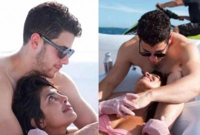 Nick-Priyanka enjoys On The Boat; picture Gets 26 Lakh Likes!