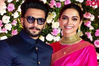 Deepika shares an old romantic photo with Ranveer Sanga, check it out here